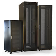Freestanding Rack Cabinets-Hammond Manufacturing