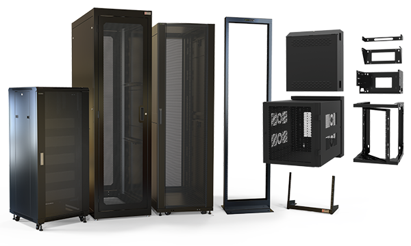 Data Racks and Cabinets - Hammond Manufacturing
