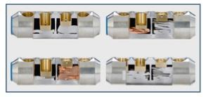Prysmian Shearbolt Connectors